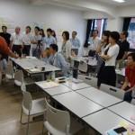 教職員で「リーダーシップ開発に関する授業をどうつくるか?」を考えるワークショップを実施しました:立教大学経営学部BLP